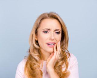 Des dents sensibles